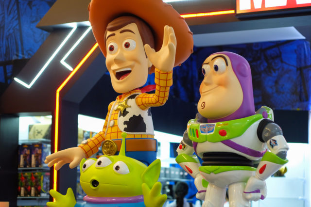 Toy Story Film Franchise